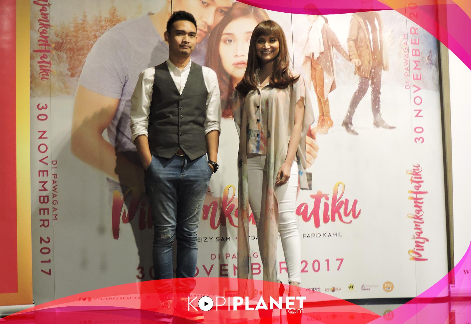 Photo of OST Filem Pinjamkan Hatiku Sudah Cecah Sejuta Views!