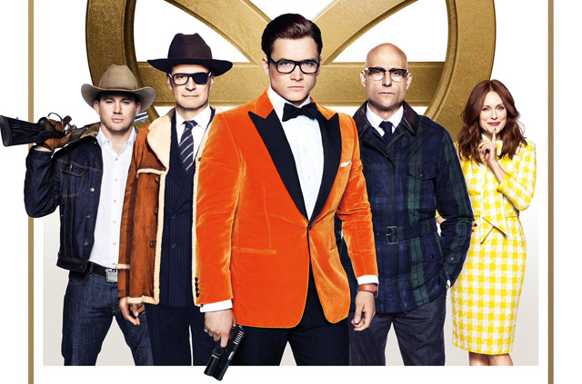 Photo of Eggsy Kembali Dalam Kingsman: The Golden Circle