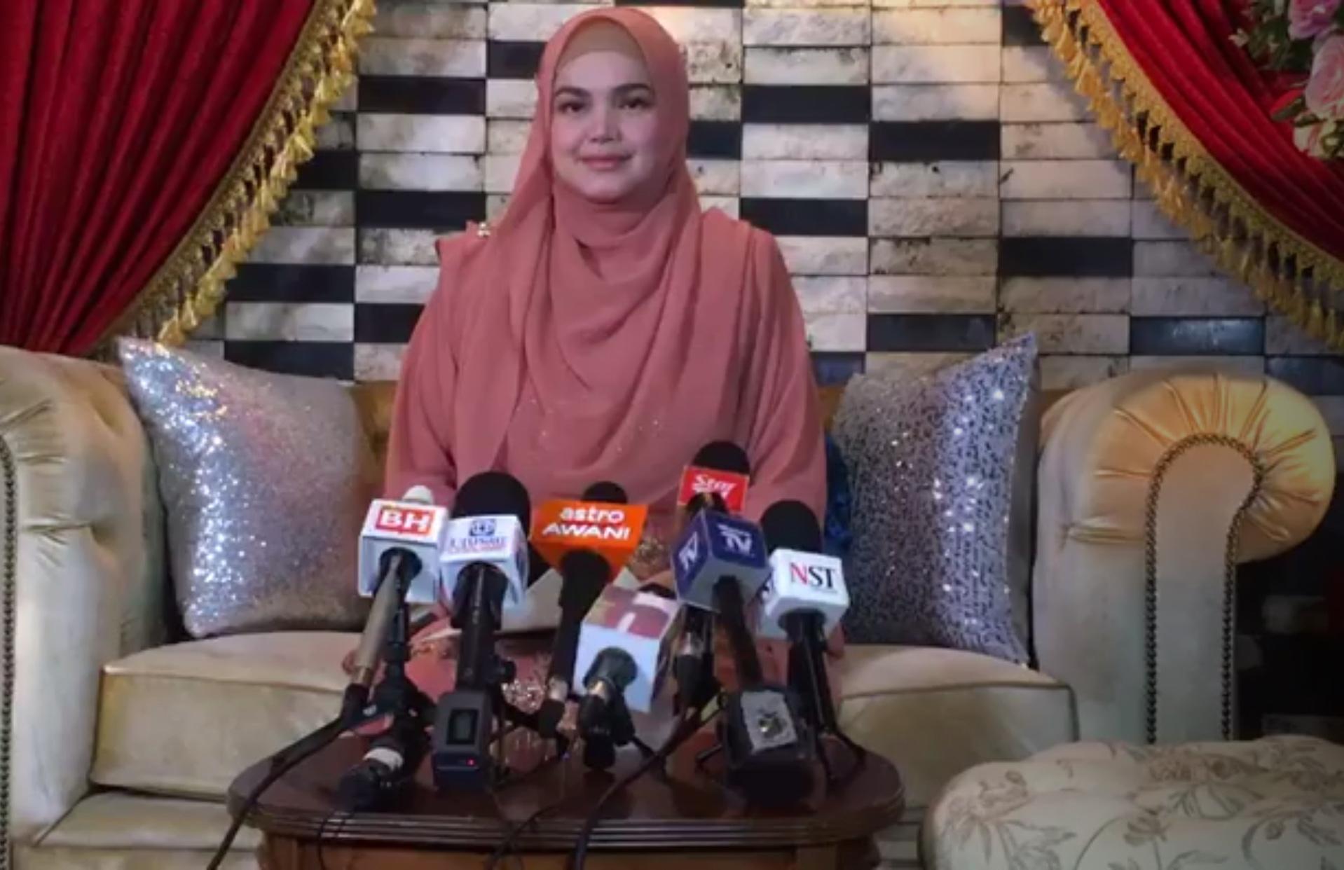 Photo of Datuk Siti Nurhaliza Sah Hamil 4 Bulan