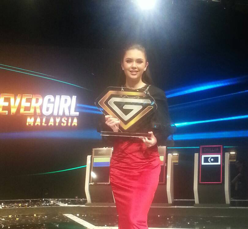 Photo of Sara Amelia Pemenang Clever Girl Musim Kedua