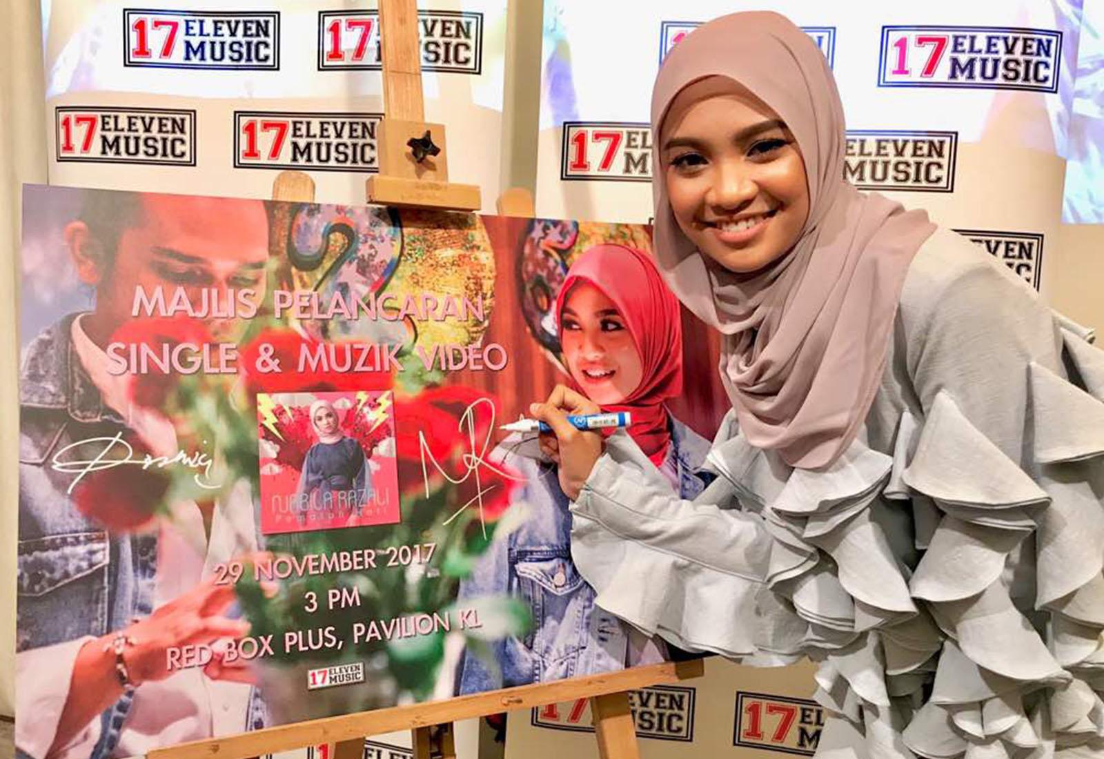 Photo of Video Muzik Pematah Hati Cecah Satu Juta Tontonan