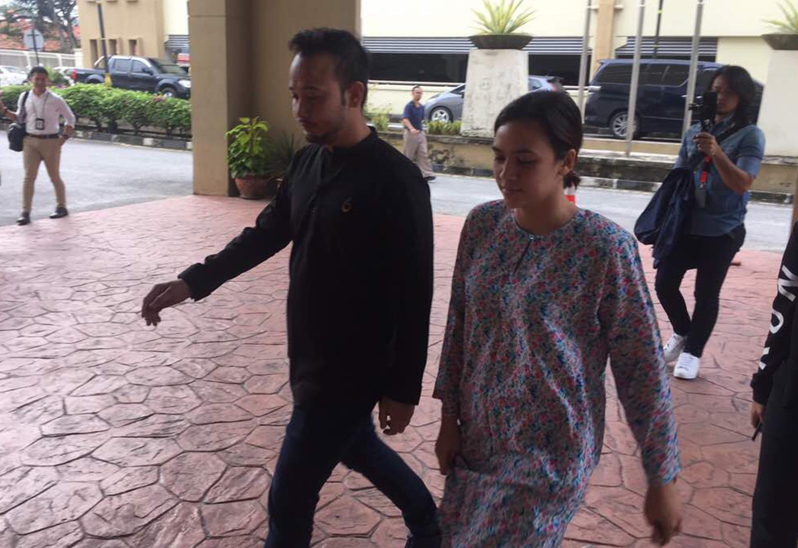 Photo of Diana Danielle Muncul Di Mahkamah, Farid Kamil Luah Rasa Rindu
