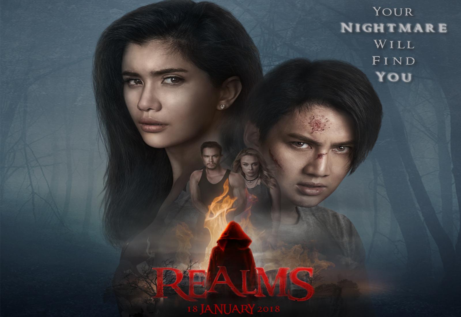 Photo of Realms… Filem Seram Thailand Yang Cukup Mendebarkan