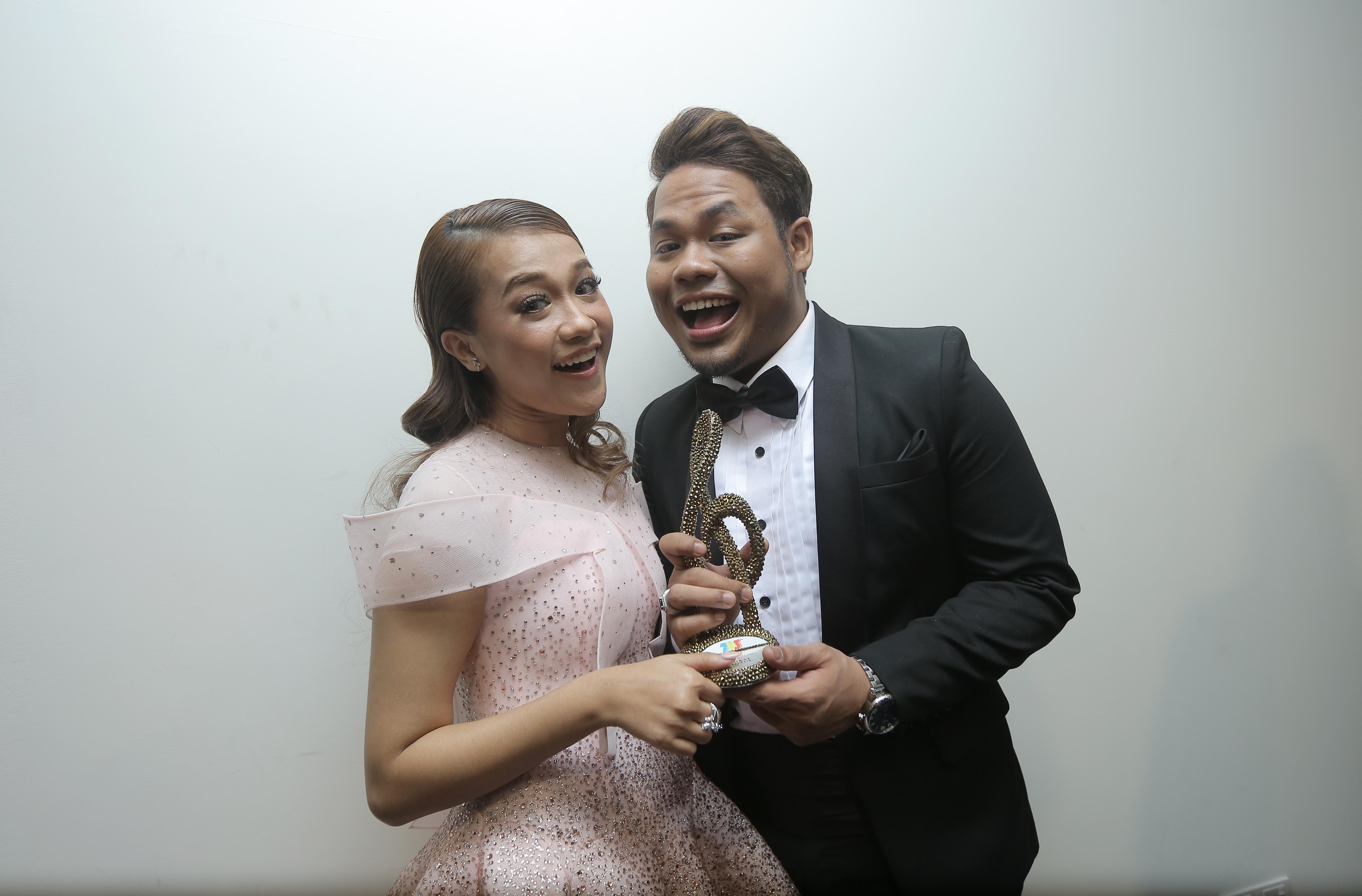 Photo of Ernie Zakri & Syamel Mahu Kekal Sebagai Rakan Duet