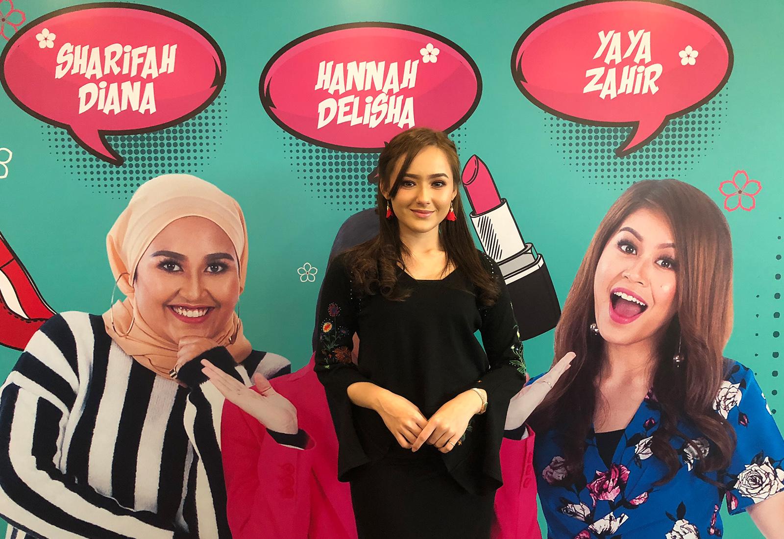 Photo of Jadual Padat, Hannah Delisha Tolak Tawaran Lakonan Di Singapura