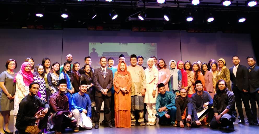 Photo of Teater Bangsawan Dendam Laksamana Dapat Perhatian Badan Korporat