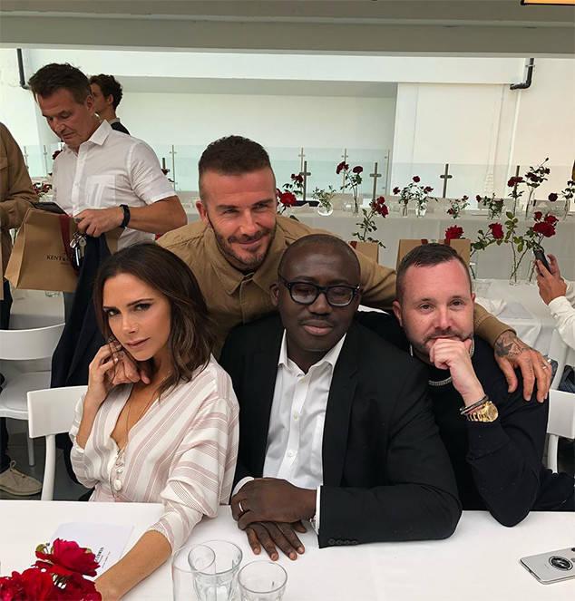 Photo of Posh Spice Nafi Gosip Cerai Dengan David Beckham
