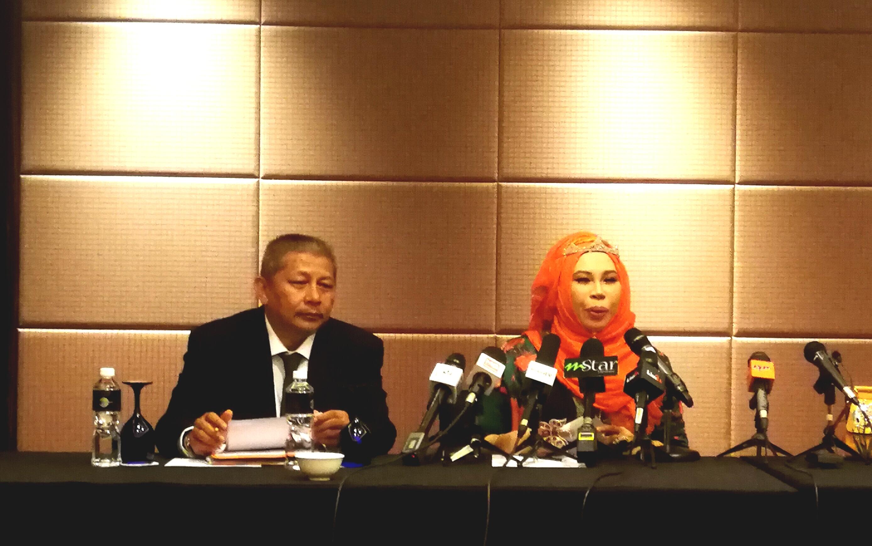 Photo of DSV Boleh Tunaikan Tuntutan Aishah Dengan Tiga Syarat
