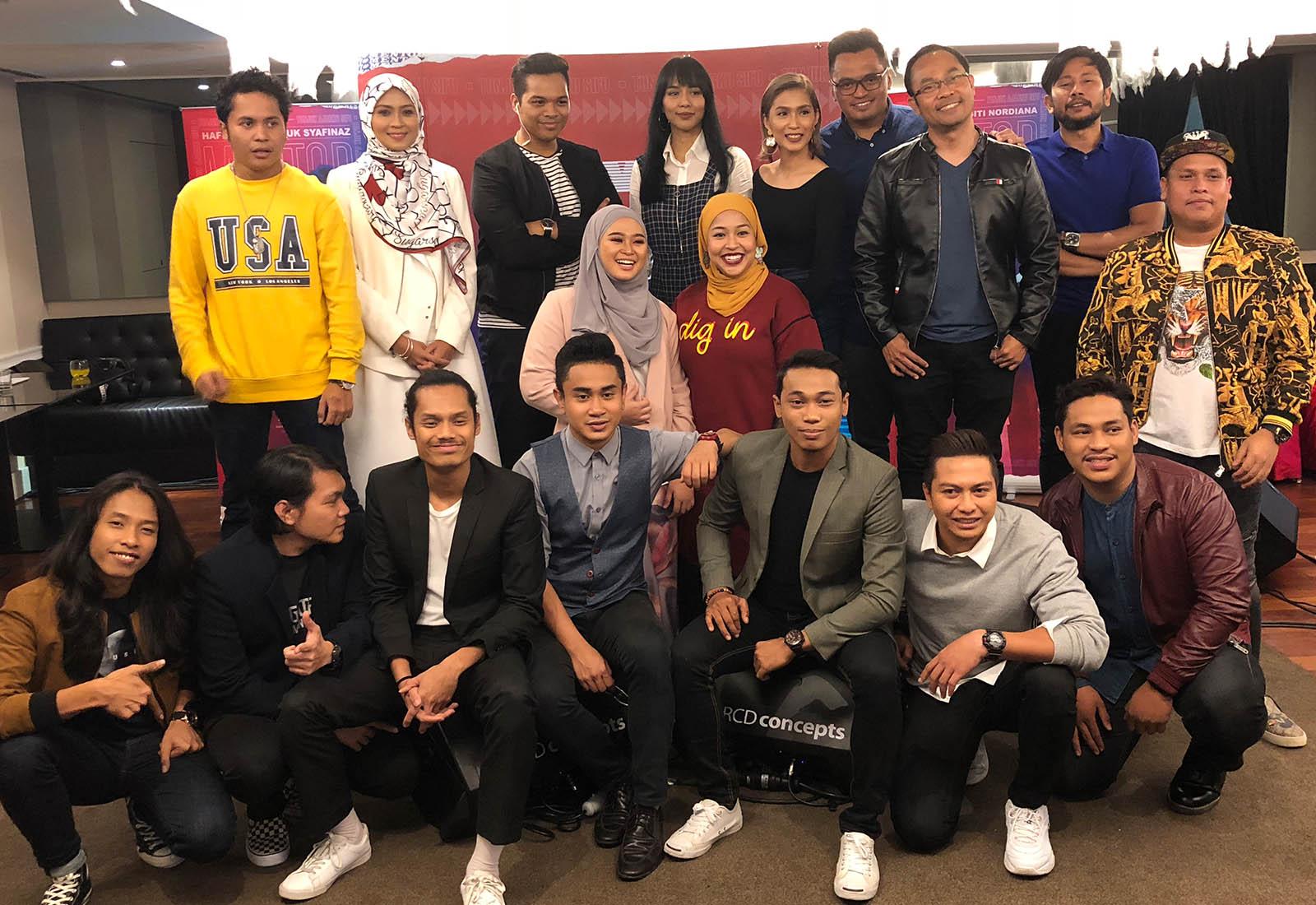 Photo of Lapan Protege Sedia Hadapi Saingan Rebut Gelaran Juara Mentor 7