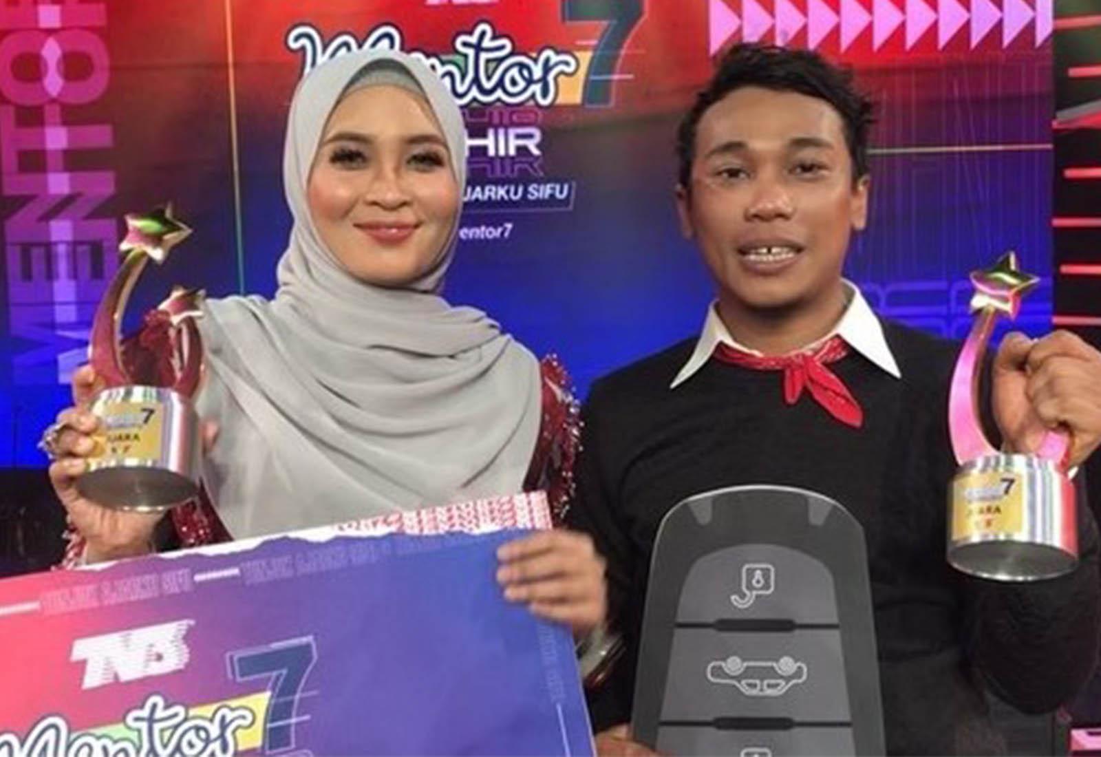 Siti Nordiana Mahu Zaaim Jadi Rakan Duet Untuk Persembahan