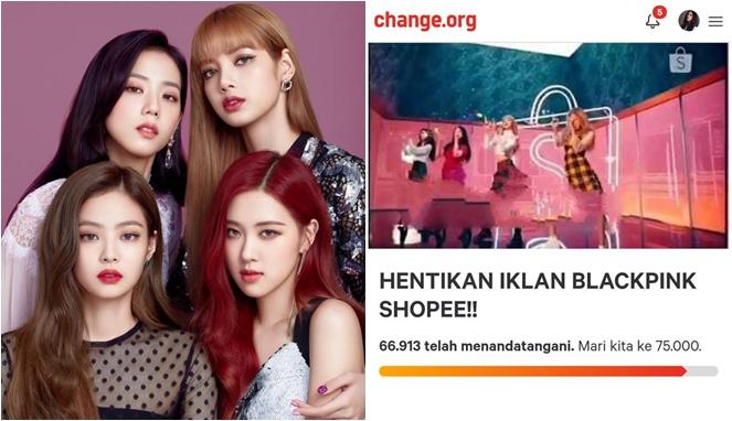 Photo of Penduduk Indonesia Bantah Tayangan Iklan Seksi Shopee Blackpink