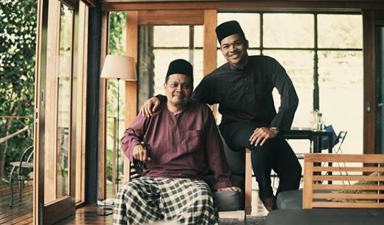 Photo of Bapa Aizat Amdan Meninggal Dunia Akibat Penyakit Angin Ahmar