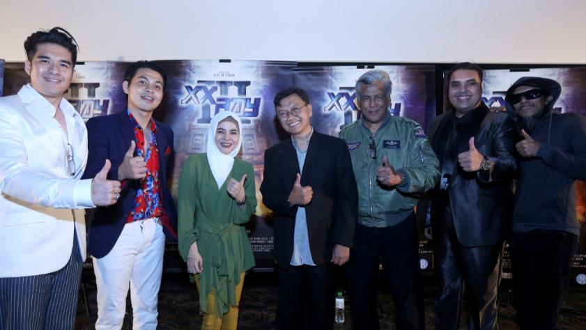 Photo of XX Ray III Filem Unsur Sains Fiksyen Dan Penuh Komedi