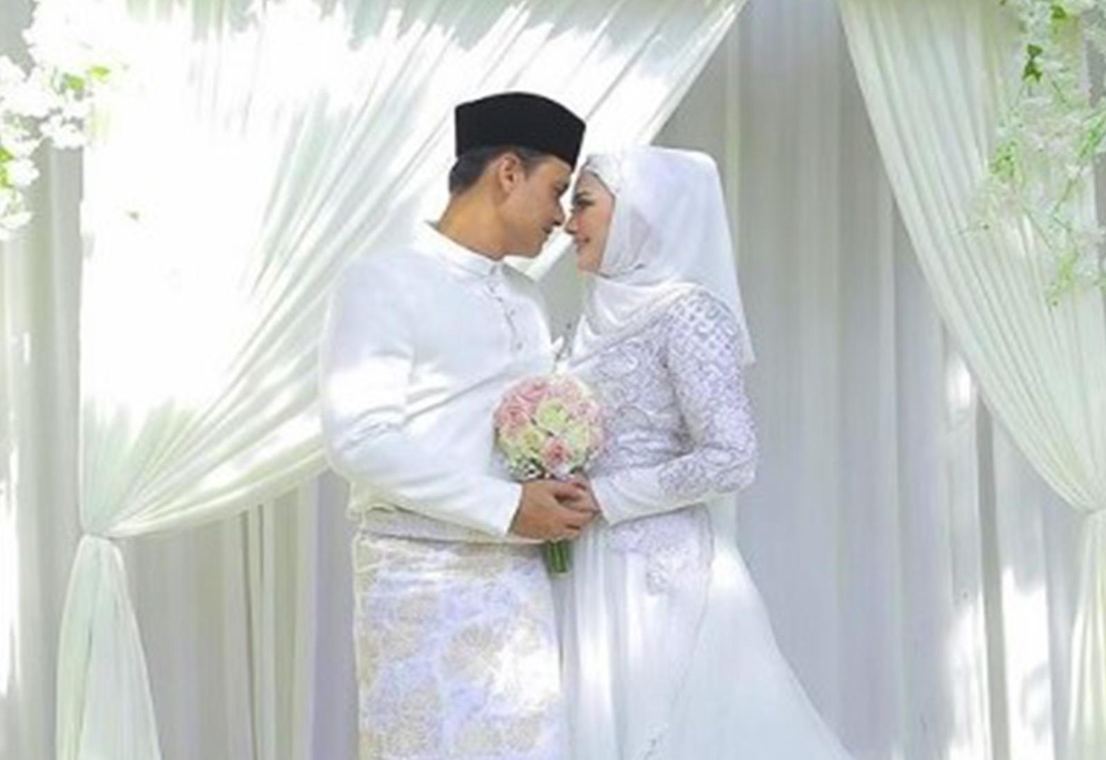 Photo of Fasha Sandha Kini Sah Bergelar Isteri Kepada Aidil Aziz