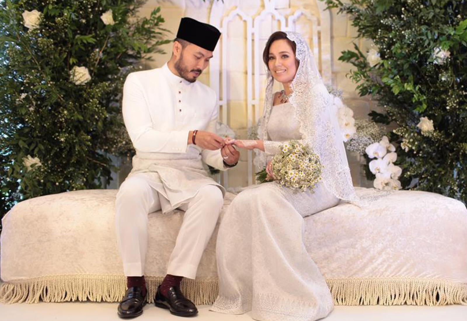 Photo of Nelydia Sensrose Kini Sah Bergelar Isteri Kepada Hafez