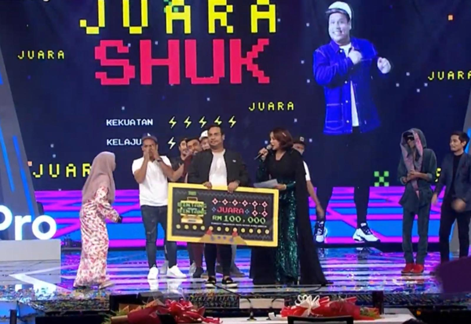 Photo of Shuk Muncul Juara BBB 2019, Bawa Pulang Wang Tunai RM100,000