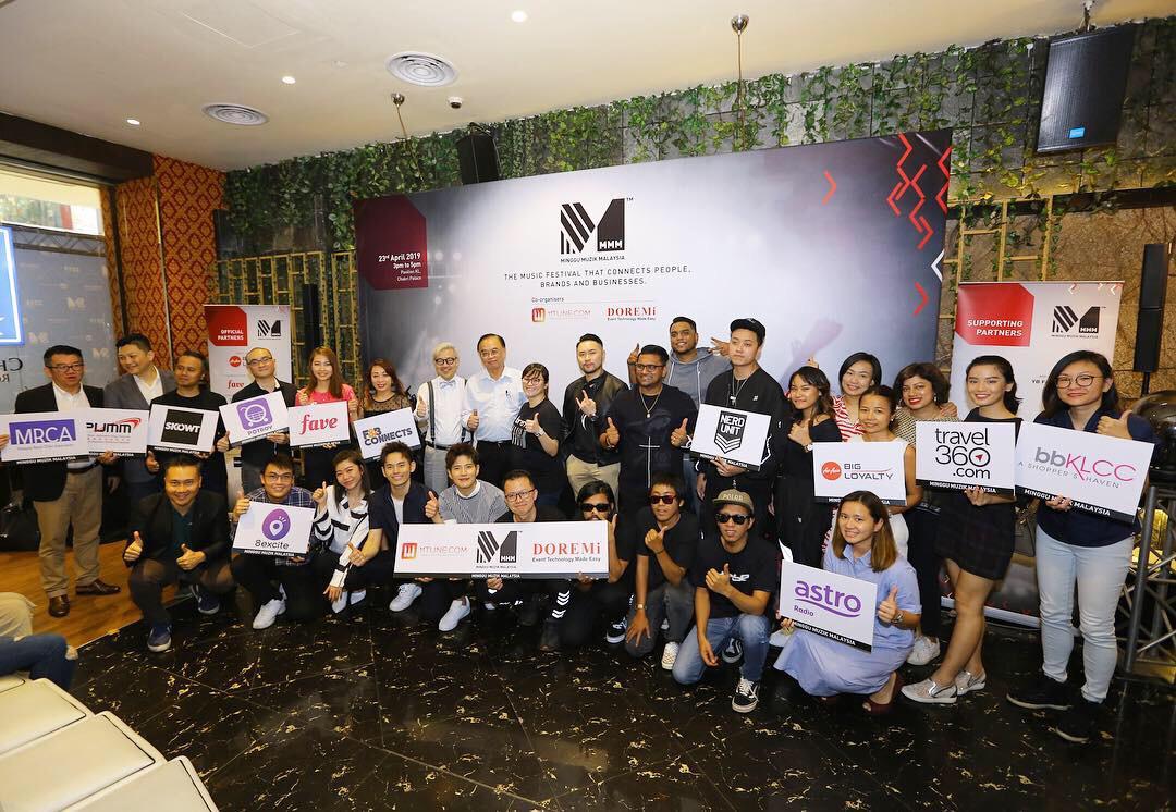 Photo of Faizal Tahir, Ella & Hujan Hiburkan Peminat Dalam Minggu Muzik Malaysia