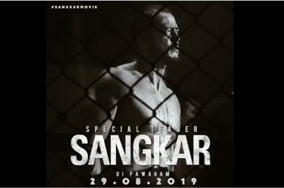 Photo of Penerbit Filem Sangkar Sahkan Sudah Beli Hakcipta Muzik Teaser Trailer Sangkar