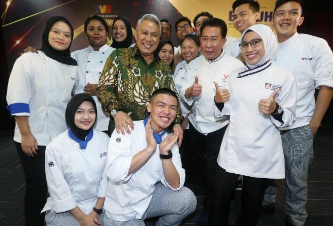 Photo of Protege Chef Wan & Martin Yan Bertarung Dalam Raja Sawit