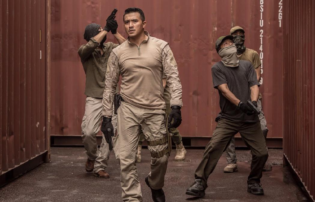 Photo of Aaron Aziz Puas Hati Layanan Ketika Berlakon Filem Di Hong Kong