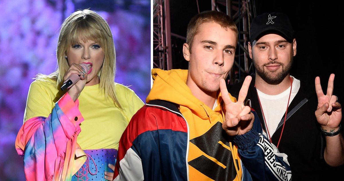 Photo of Justin Bieber Pertahan Pengurus Daripada Diburukkan Taylor Swift