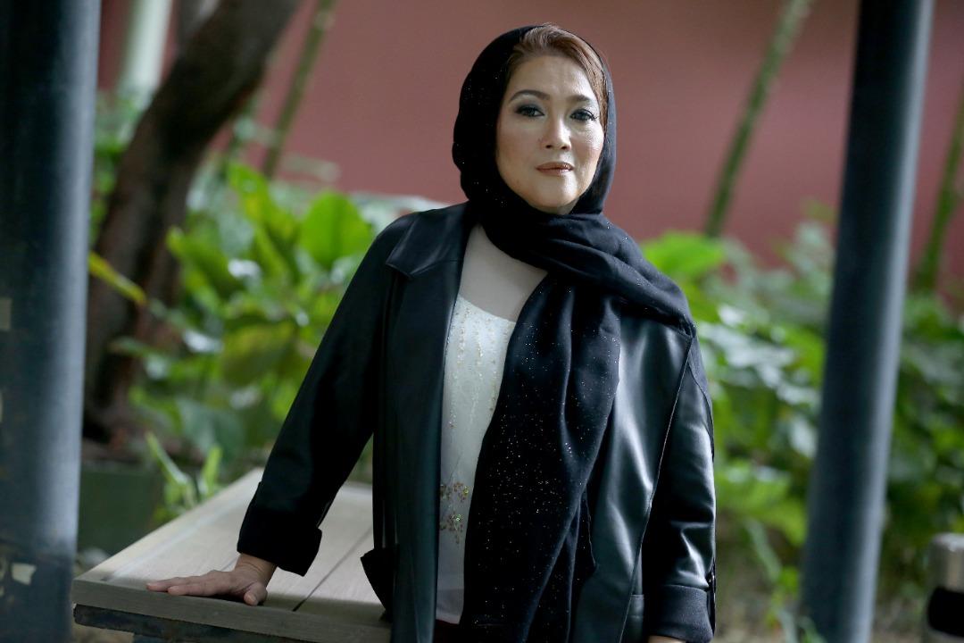 Photo of Wann Tak Selesa Rambut Terdedah, Mohon Peminat Doa Bertudung Litup