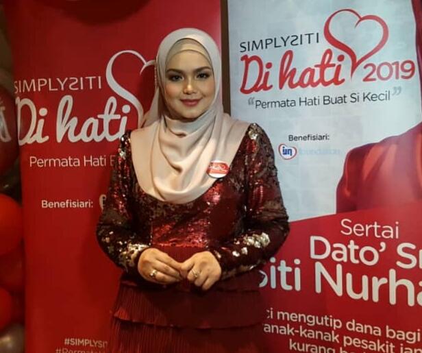 Photo of Siti Nurhaliza Ambil Tindakan Undang-Undang Jika Ada Komen Melampau