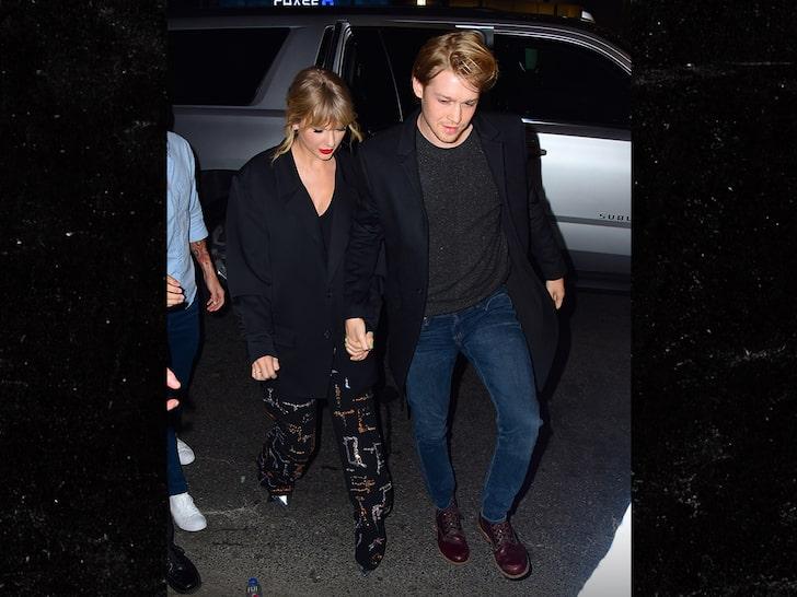 Photo of Taylor Swift Didakwa Dah Bertunang Dengan Joe Alwyn
