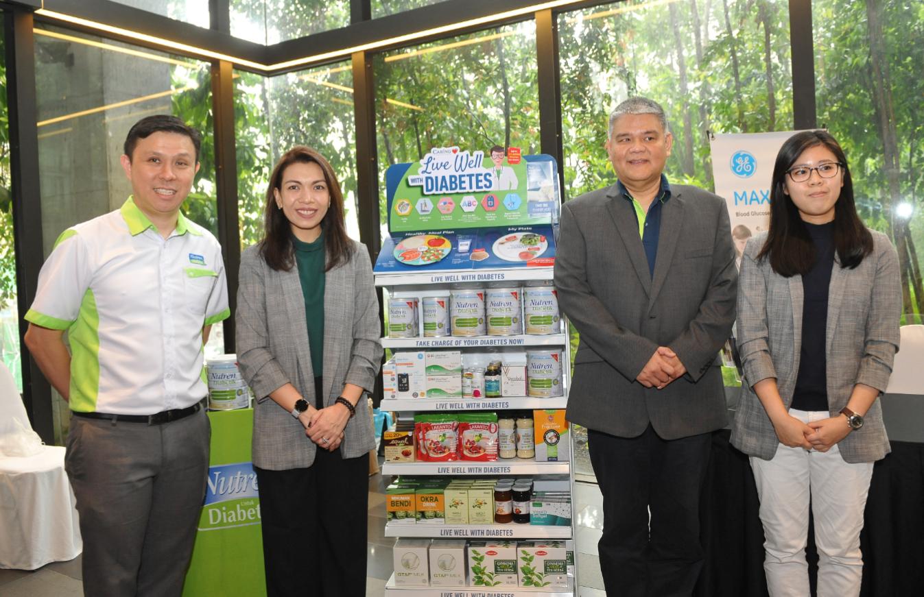 Photo of Beri Kesedaran Penyakit Diabetik, CARiNG & Nestle Anjur Forum Awam