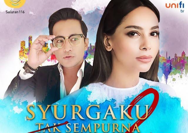 Photo of Drama Syurgaku Tak Sempurna 2 Papar Tema Lebih Berat