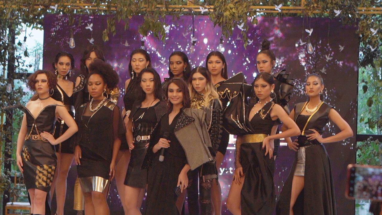 Photo of 12 Model Profesional Rebut Gelaran Miss Pink Lady Asia Musim 2