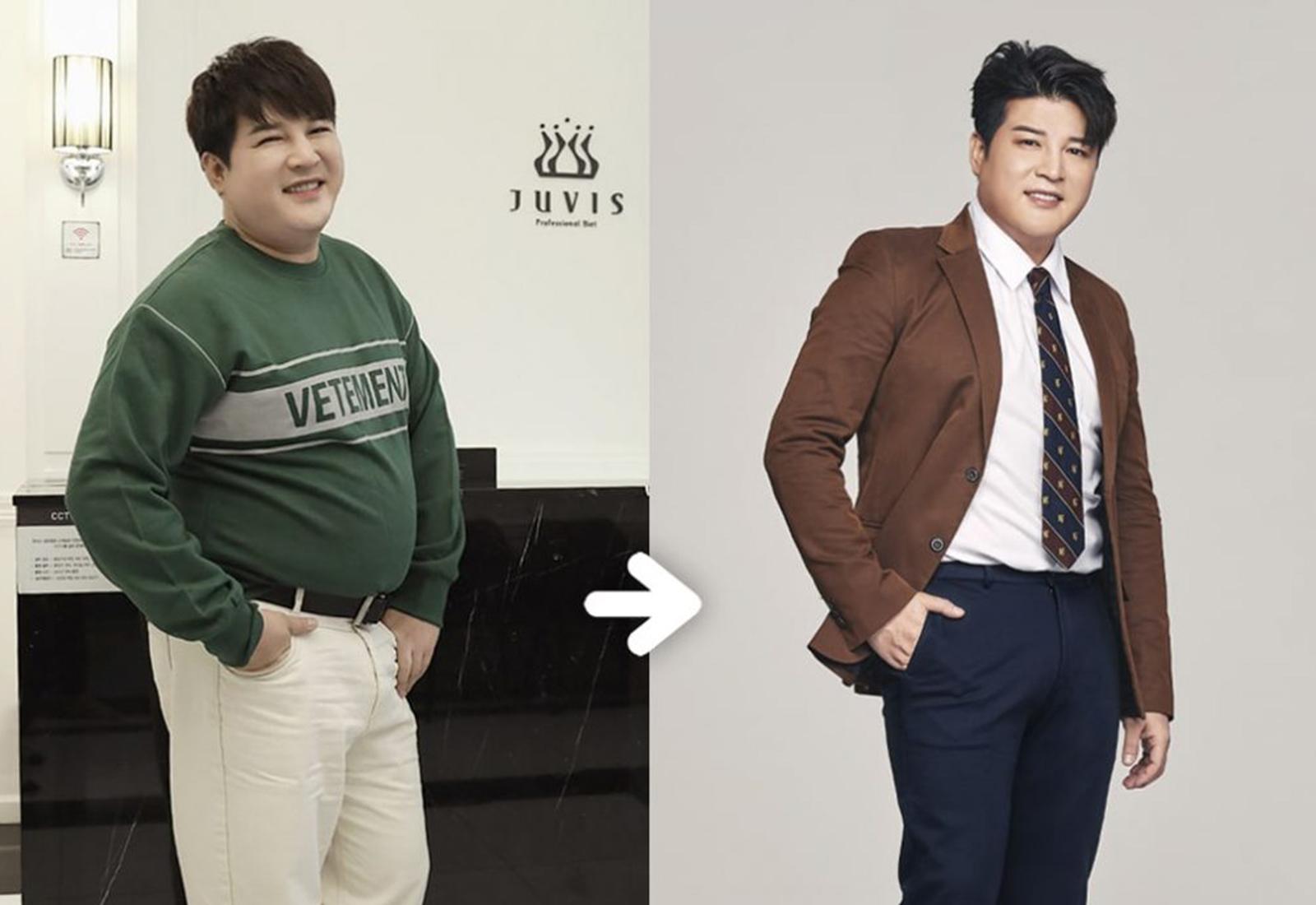Photo of Shindong Super Junior Kongsi Gambar Turun Berat Badan 17 Kilogram