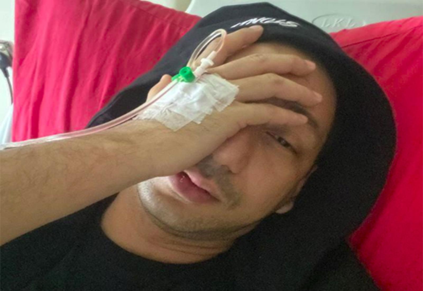 Photo of Positif Influenza A, Zizan Razak Dimasukkan Ke Hospital