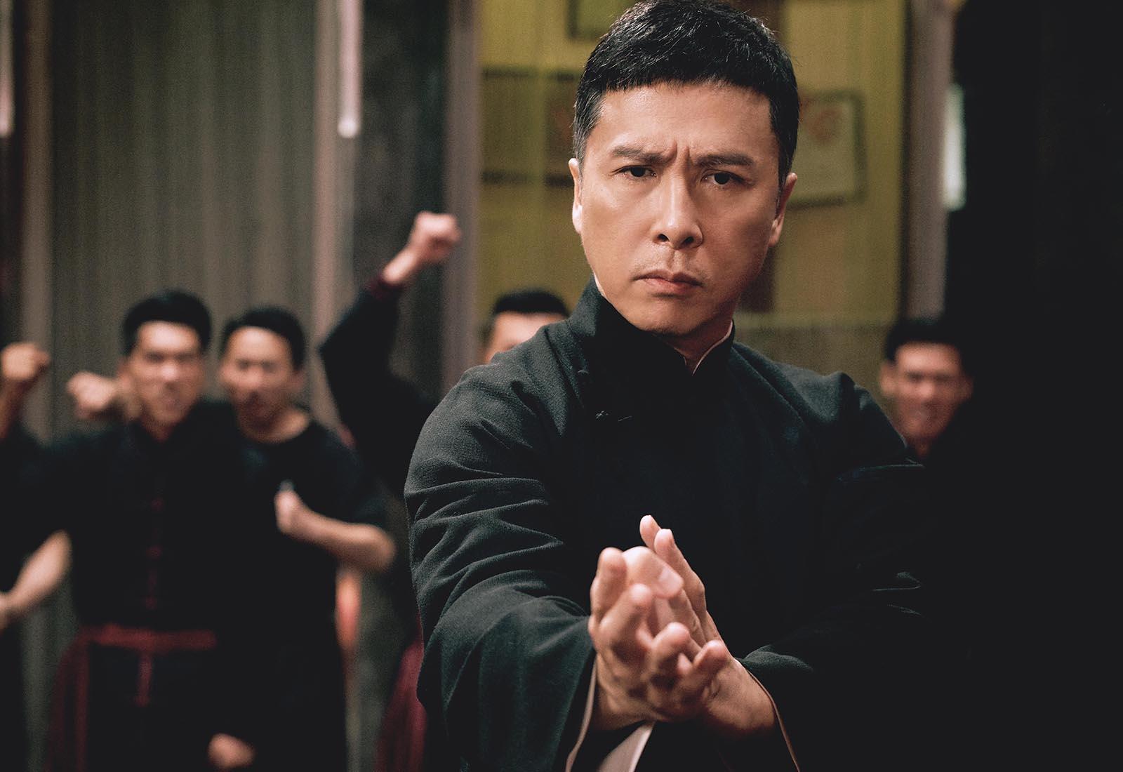 Photo of Aksi Tangkas Donnie Yen Kembali Dalam Siri Terakhir Ip Man 4: The Finale