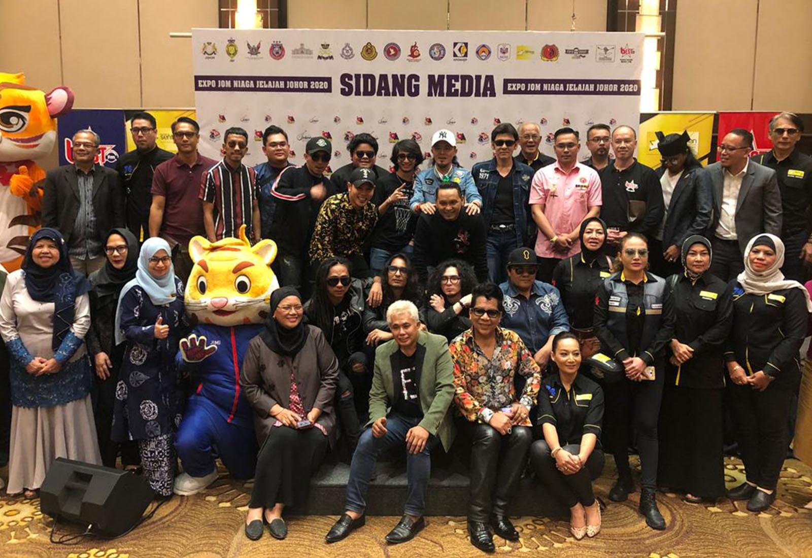 Photo of 100 Selebriti Tempatan Bakal Meriahkan Expo Jom Niaga Jelajah Johor 2020