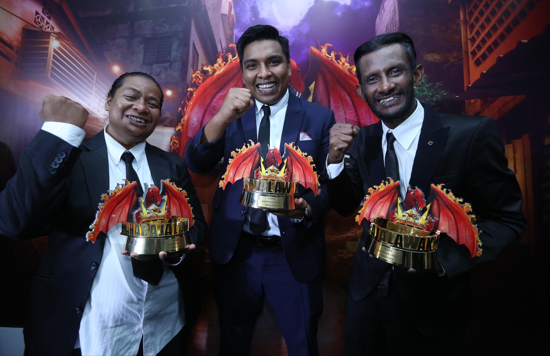 Photo of Persembahan 'Air Mata' Berjaya Nobatkan Puteh Juara MLM 2019