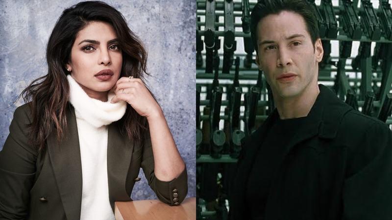 Photo of Priyanka Chopra Bakal Berlakon Matrix 4 Di Samping Keanu Reeves