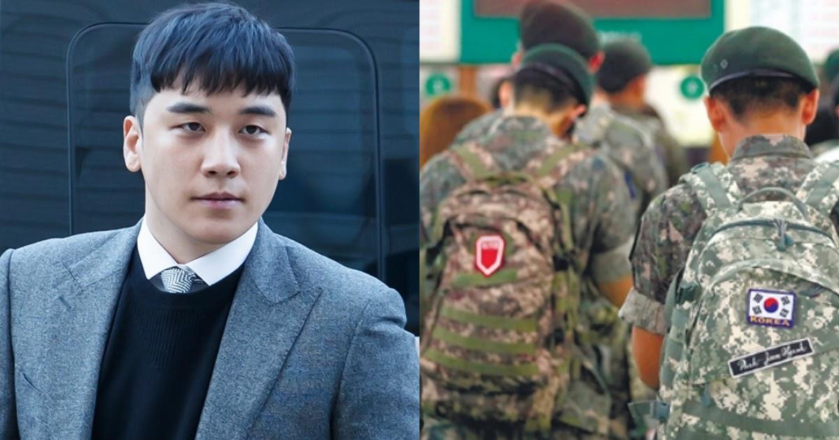 Photo of Sertai Khidmat Tentera, Seungri Dikecam Teruk Netizen Korea