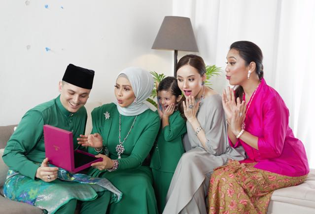 Photo of Selebriti Popular Hiasi Kempen Rantaian Kasih 2020 Habib
