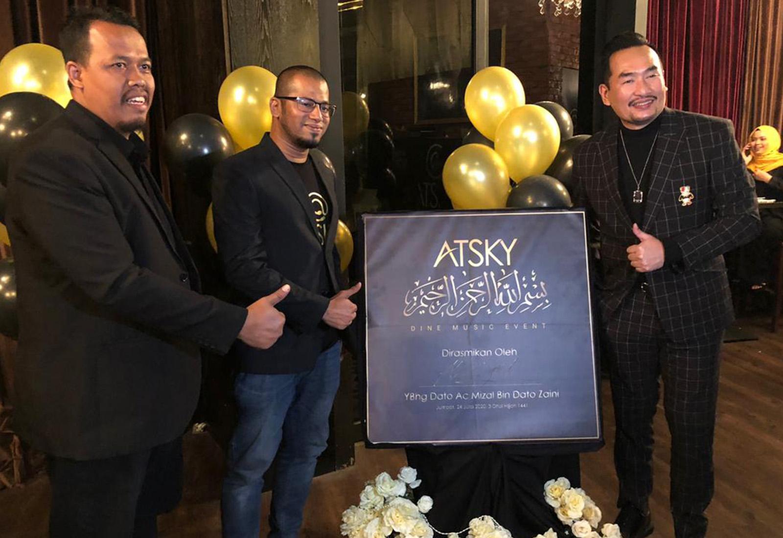 Photo of ATSKY Sajikan Makanan Barat & Tempatan Dengan Harga 'Kedai Mamak'