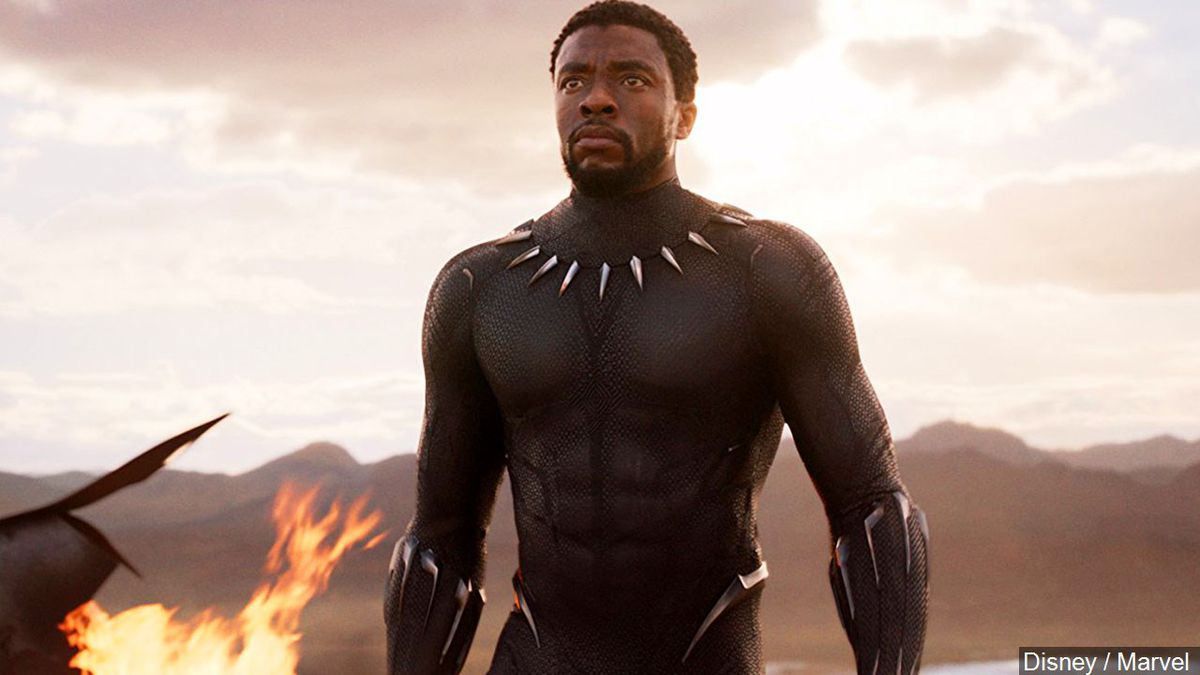 Photo of Pelakon Black Panther, Chadwick Boseman Meninggal Dunia Akibat Kanser