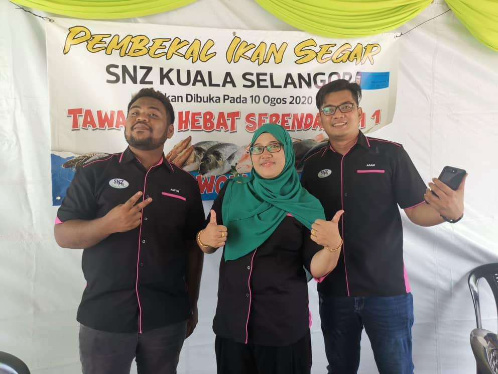 Photo of Kempen '1 Kilogram Ikan RM1' Antara Tarikan Terbaharu Di Kuala Selangor