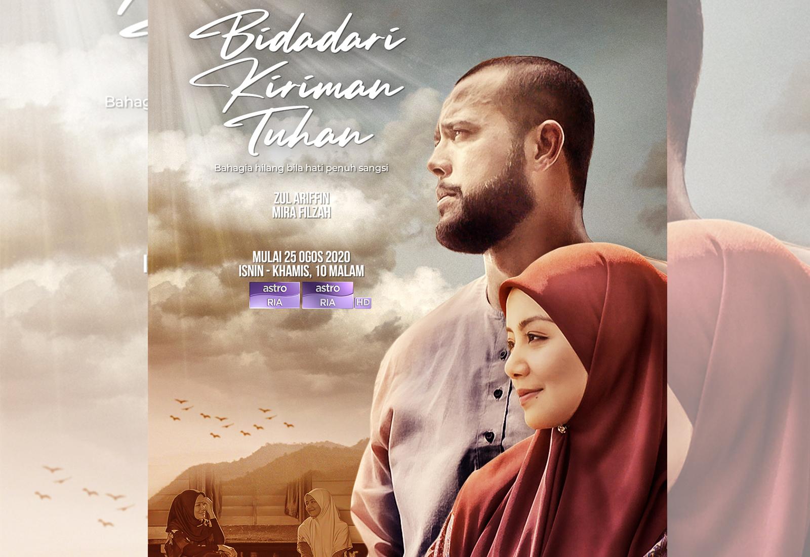 Photo of Bidadari Kiriman Tuhan Cabar Mira Filzah Berlakon Watak Lembam