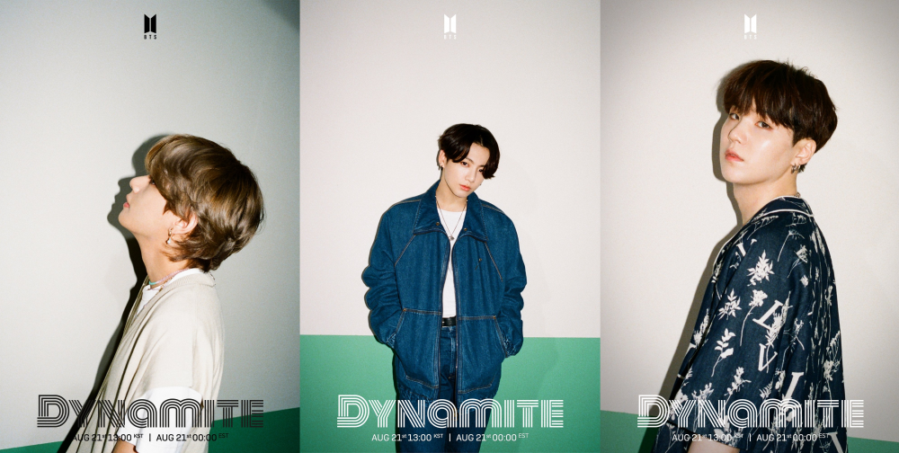 Photo of BTS 'Usik' Peminat Dengan Poster Solo Sempena Countdown Single Dynamite