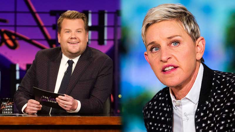 Photo of James Corden Gantikan Ellen DeGeneres Dalam Program Bual Bicara?