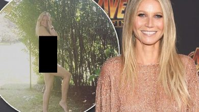 Photo of Gwyneth Paltrow Tayang Gambar Bogel Sambut Hari Ulang Tahun Kelahiran Ke-48