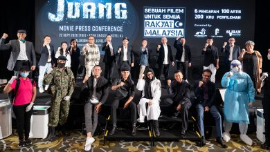 Photo of Juang Cipta Sejarah Dunia Perfileman Malaysia, Tampilkan Enam Pengarah Hebat
