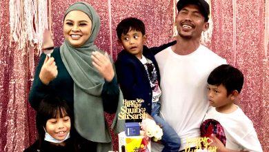 Photo of Siti Sarah Dapat Hadiah Jam Tangan Rolex Daripada Suami