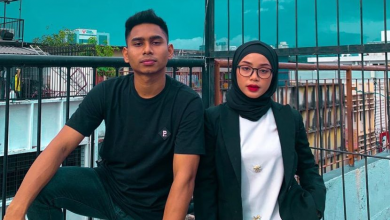 Photo of Rapper Bunga Kolaborasi Dengan Teman Lelaki Menerusi Lagu 300 Saat