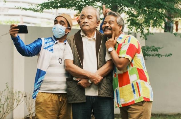 Photo of Telefilem Kelab Gentlemen Tribute Untuk Hari Pahlawan 2020